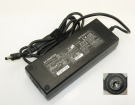 ADP-120GB laptop adapter, 19V 120W TOSHIBA adaptrar