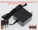 UX31E-DH72 laptop adapter, 19V 45W original ASUS adaptrar