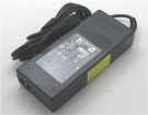 W253HSQ laptop adapter, 19V 90W original CLEVO adaptrar