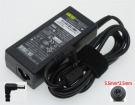 Lifebook e736 laptop adapter, 19V 65W original fujitsu adaptrar