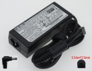 Cf-lx5 laptop adapter, 16V 65W original panasonic adaptrar