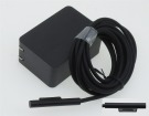 1735 laptop adapter, 15V 24W original MICROSOFT adaptrar