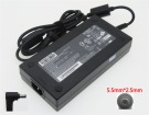 Ge70 0nc laptop adapter, 19V 200W original msi adaptrar