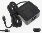 T305ca laptop adapter, 5V/9V/12V/15V/20V 65W original asus adaptrar