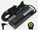 Vaio vgn-p588e laptop adapter, 10.5V,5V 45W original sony adaptrar
