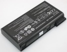 CR600X hög kapacitet batteri, 11.1V 6600mAh MSI CR600X laptop batterier