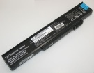 40018350 batteri, 10.8V 5200mAh medion 40018350 laptop batterier