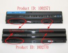 K4cp5 hög kapacitet batteri, 11.1V 5400mAh dell k4cp5 laptop batterier