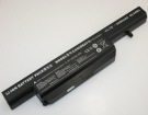 W258ESQ batteri, 11.1V 4400mAh CLEVO W258ESQ laptop batterier