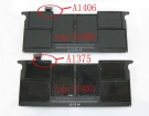 A1370 batteri, 7.3V 4680mAh APPLE A1370 laptop batterier