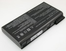 MS-168A hög kapacitet batteri, 11.1V 6600mAh MSI MS-168A laptop batterier