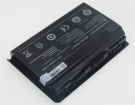 W370BAT-8 batteri, 14.8V 5200mAh CLEVO W370BAT-8 laptop batterier