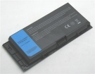 Precision M4600 batteri, 11.1V 5200mAh DELL Precision M4600 laptop batterier