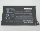 AT330 batteri, 11.1V 3280mAh TOSHIBA AT330 laptop batterier