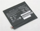 2 wt10-a-103 hög kapacitet batteri, 3.75V 5820mAh toshiba 2 wt10-a-103 laptop batterier