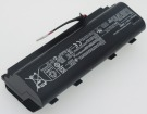 G751jy series hög kapacitet batteri, 15V 5800mAh asus g751jy series laptop batterier