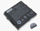 507.201.02 batteri, 11.1V 4000mAh motion 507.201.02 laptop batterier