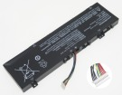 G16 batteri, 14.8V 4000mAh bben g16 laptop batterier