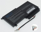 Satellite l50t-a batteri, 14.4V 2838mAh toshiba satellite l50t-a laptop batterier