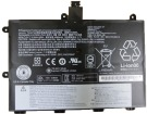 01av403 hög kapacitet batteri, 7.6V 5260mAh lenovo 01av403 laptop batterier