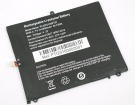 N10pl3453130p hög kapacitet batteri, 3.7V 5600mAh irbis n10pl3453130p laptop batterier