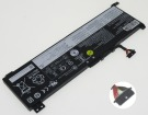 L19m4pc0 batteri, 15.44V 4000mAh lenovo l19m4pc0 laptop batterier