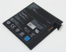 3icp6/44/109 batteri, 11.4V 4630mAh getac 3icp6/44/109 laptop batterier