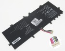 Mlp4087118-2s hög kapacitet batteri, 7.6V 6000mAh mcnair mlp4087118-2s laptop batterier