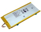 Slate 7 plus 1301 7 batteri, 3.7V 2550mAh hp slate 7 plus 1301 7 laptop batterier