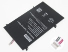 Gsp3685104 hög kapacitet batteri, 3.8V 10000mAh haier gsp3685104 laptop batterier