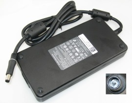 Precision M6500 laptop adapter, 19.5V 240W original DELL adaptrar
