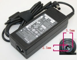 X53S laptop adapter, 19V 65W original asus adaptrar
