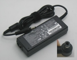 PA3822U-1ACA laptop adapter, 19V 75W original TOSHIBA adaptrar