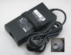 Latitude 15 (E5570) SKL-H laptop adapter, 19.5V 130W original DELL adaptrar