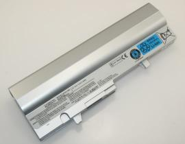 Nb305-n450bn hög kapacitet batteri, 10.8V 6600mAh toshiba nb305-n450bn laptop batterier