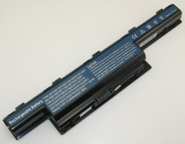 Nm85 batteri, 11.1V 4400mAh packard bell nm85 laptop batterier