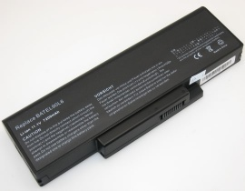 Zepto znote 3415w series hög kapacitet batteri, 11.1V 6600mAh msi zepto znote 3415w series laptop batterier