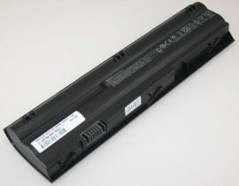 Mini 210-3001xx batteri, 10.8V 4910mAh hp mini 210-3001xx laptop batterier