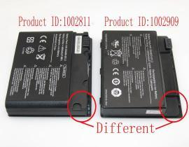 9315 batteri, 10.8V 4400mAh ADVENT 9315 laptop batterier