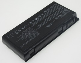 Bty-m6d hög kapacitet batteri, 11.1V 7800mAh msi bty-m6d laptop batterier