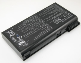 CR600X batteri, 11.1V 4400mAh MSI CR600X laptop batterier