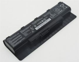 N76V Series batteri, 10.8V 5200mAh ASUS N76V Series laptop batterier
