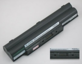 Lifebook s761 hög kapacitet batteri, 10.8V 5800mAh fujitsu lifebook s761 laptop batterier