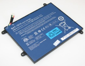 Iconia tablet a500 batteri, 7.4V 3260mAh acer iconia tablet a500 laptop batterier