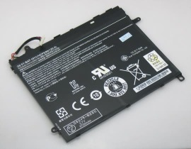 Iconia Tab A510 Series hög kapacitet batteri, 3.7V 9800mAh ACER Iconia Tab A510 Series laptop batterier