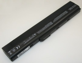 K52JC batteri, 14.4V 4400mAh ASUS K52JC laptop batterier
