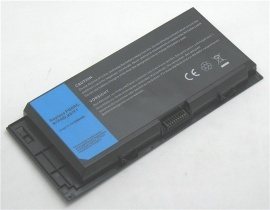 MPK22 batteri, 11.1V 5200mAh DELL MPK22 laptop batterier