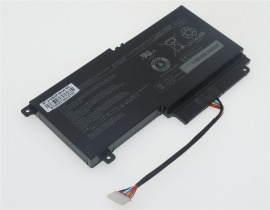 Satellite S40-AC06M1 batteri, 14.4V 2838mAh TOSHIBA Satellite S40-AC06M1 laptop batterier