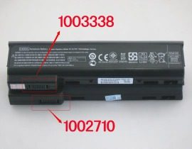 718677-241 batteri, 11.1V 4910mAh hp 718677-241 laptop batterier