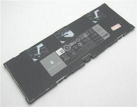 T06g batteri, 7.4V 4300mAh dell t06g laptop batterier
